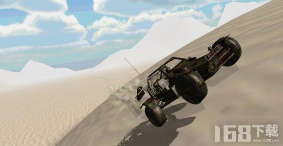 沙漠越野赛