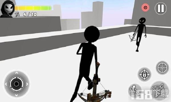 火柴人战弩3D