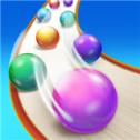 彩球竞速3D