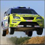 WRC赛车