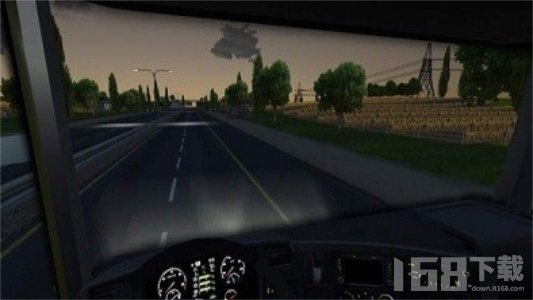 趣味模拟驾驶