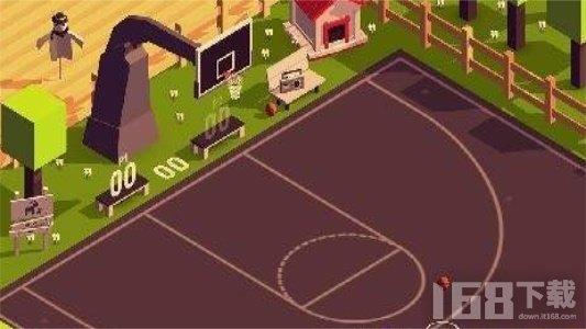 禽兽的篮球