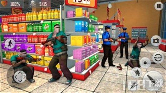 超市捣蛋计划