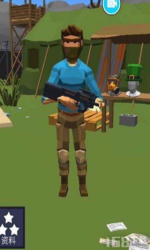 吃鸡枪战3D