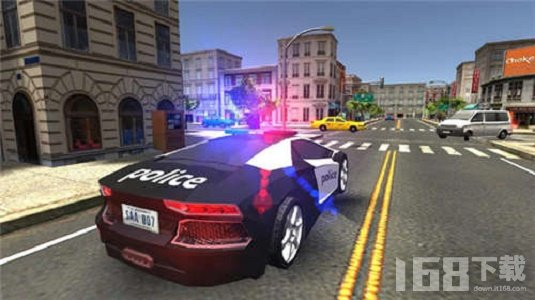 欧洲警车模拟器