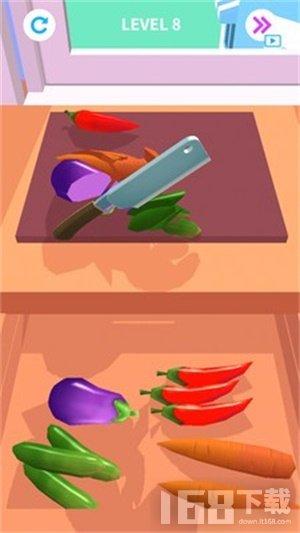 厨房小游戏