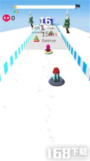 雪橇大作战