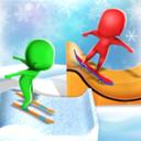 滑雪冲冲冲