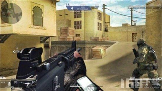 狙击手反恐射击