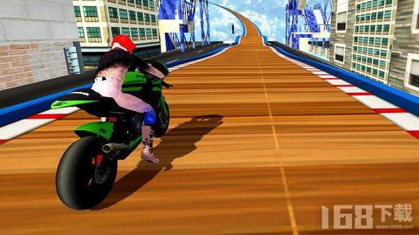 街头机车赛