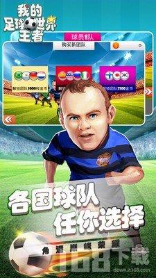 我的足球王者世界