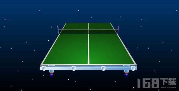 空中乒乓球