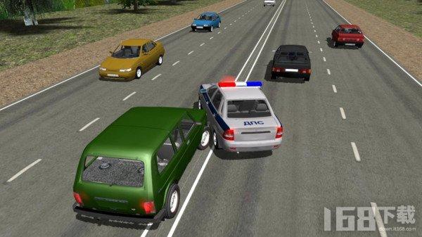 交通警察模拟器3D