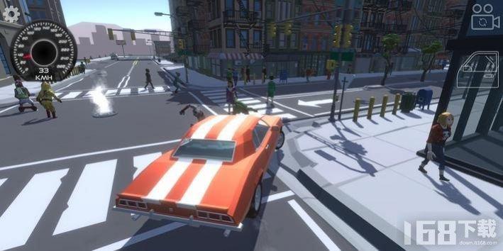 沙盒城市模拟器