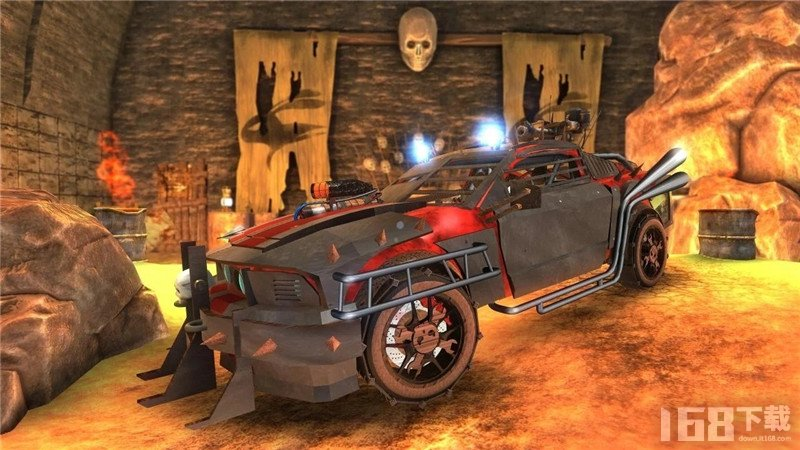 疯狂道路机械师