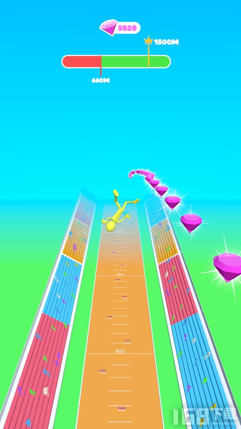 棍子跳跃3D