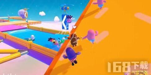 糖豆人终极淘汰赛手游在哪预约 糖豆人安卓与iOS预约地址一览