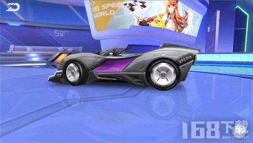 QQ飞车手游联手索尼Xperia 合作款限定车重磅上线