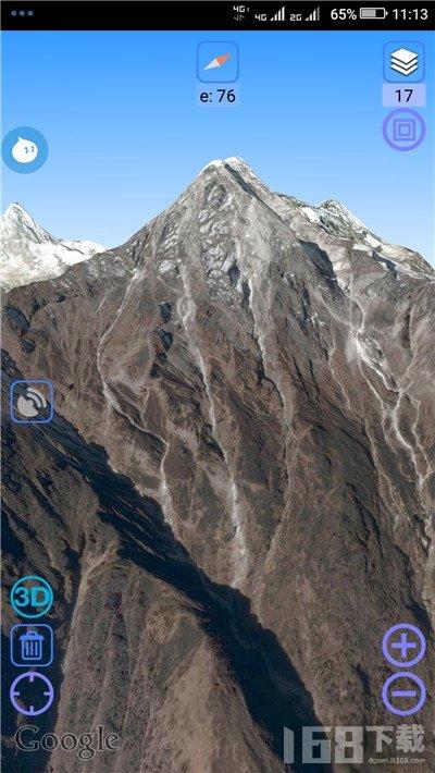 谷歌卫星地图2020