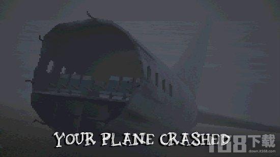警笛头飞机失事