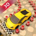 3D豪华停车场2020