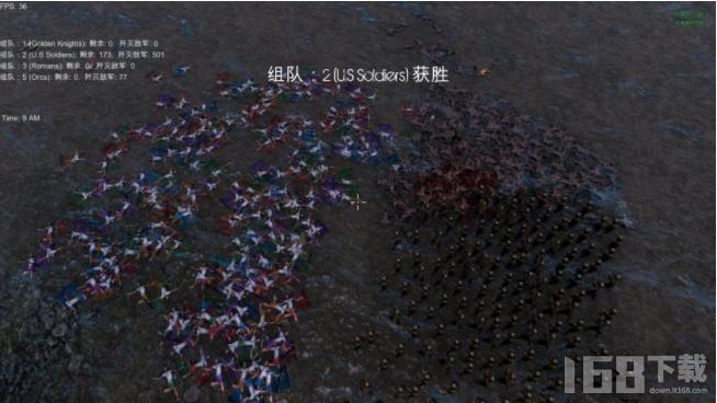最强史诗模拟战