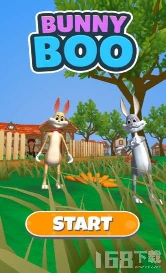 小兔子跑酷3D