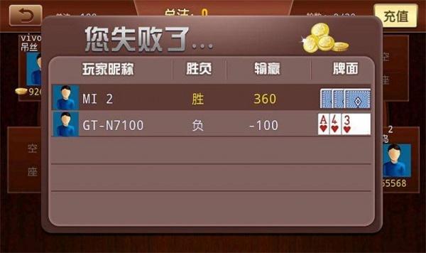 豹子王赢三张