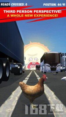 过马路的鸡小姐安卓版