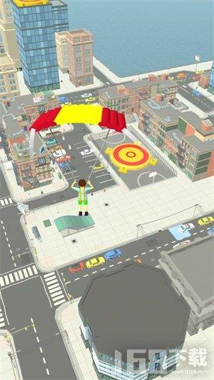 跳伞大师3D