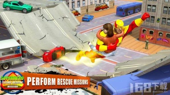 闪电英雄救援行动