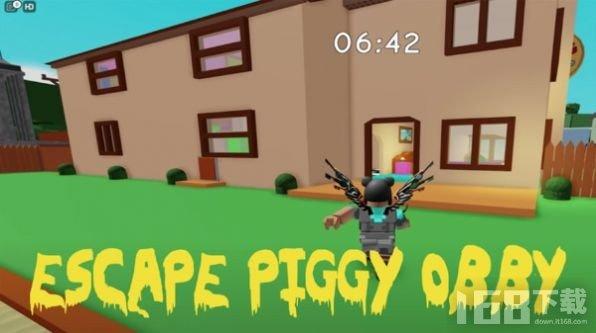 邻居小猪逃生