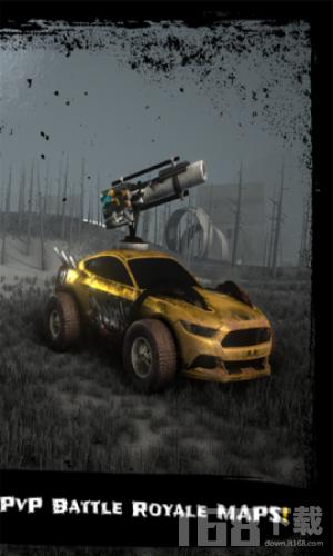 重金属赛车