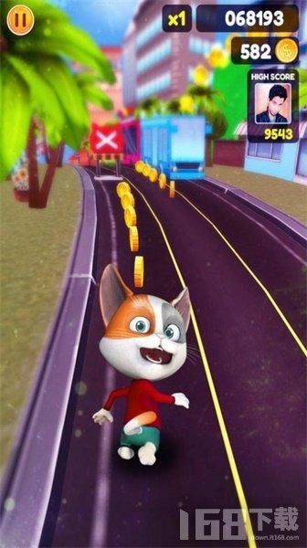 猫咪跑酷模拟器