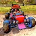 越野沙丘车3D
