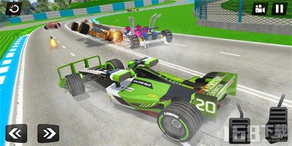 方程式赛车竞赛
