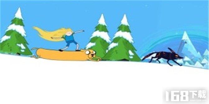 滑雪大探险