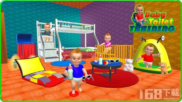 孩子自理模拟器