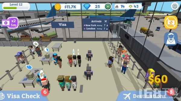 闲置海关保护机场