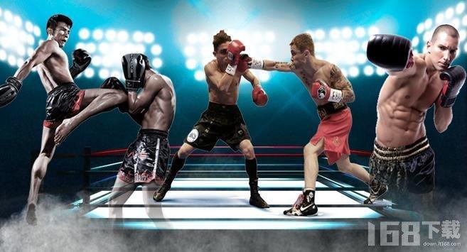 真正的拳击2020