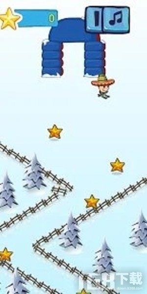 恶作剧滑雪大师