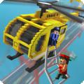 方块直升机