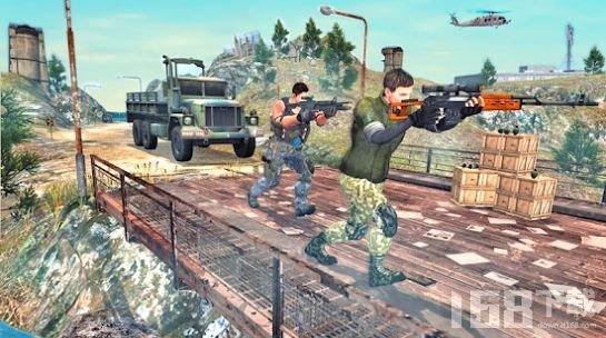 边界战争陆军狙击手3D