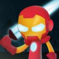 超级英雄火柴人对决