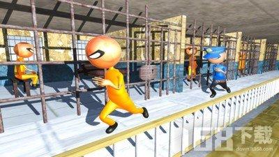 火柴人越狱模拟器