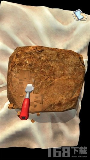 化石模拟器