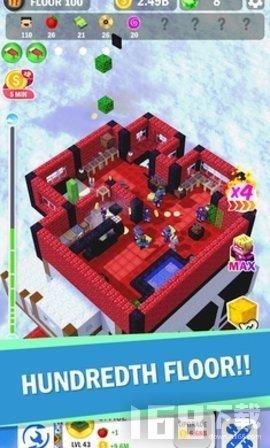 建造高塔3D