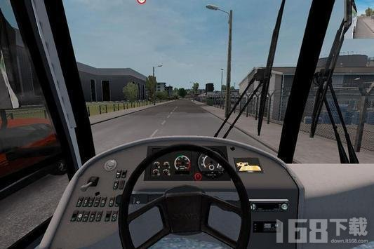真正质子客车模拟器