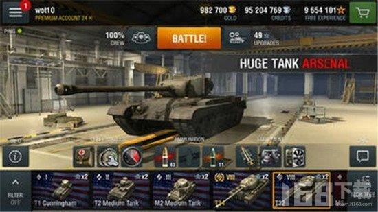 前线坦克大战