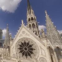 巴黎圣母院时光倒流